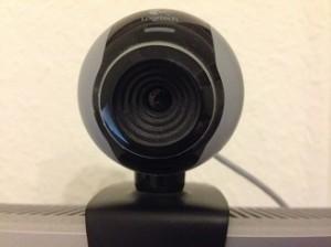 Die eigene Webcam